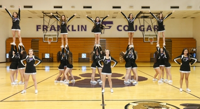 Magazine names Franklin Cheer as the Best in El Paso