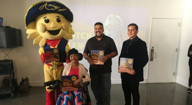 EPISD student artists celebrated for work on children's book