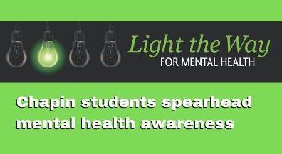 Chapin students want help raising awareness of mental health