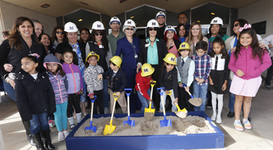 EPISD breaks ground on MacArthur/Bonham consolidation