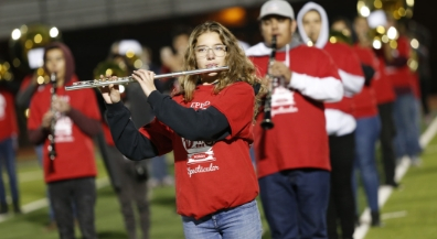 EPISD Fine Arts students come together to kick off the holidays
