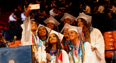 Irvin High School celebrates 60th commencement, first Rocket New Tech graduation