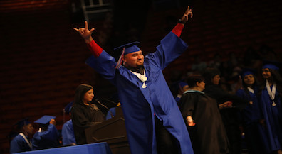 Irvin, Chapin and Austin graduate nearly 1,000 seniors