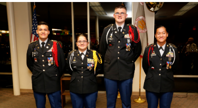 EPISD JROTC makes Brigade Board selection