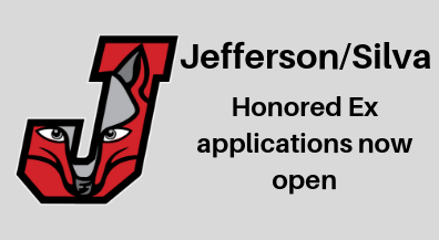 Jefferson/Silva Honored Ex applications open
