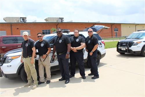 EPISD K9 Officers