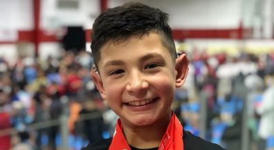 MacArthur karateka earns spot on Team USA