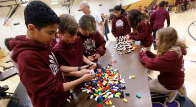 LEGO Power: Lincoln uses toy bricks to learn about renewable energy