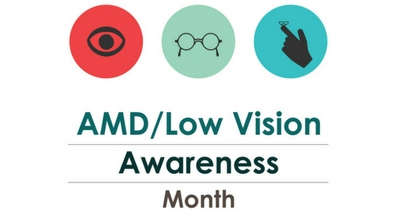 Low Vision Awareness Month gives parents opportunity to seek services