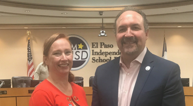 Loweree appointed to represent District 7 on EPISD School Board