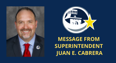 Superintendent Cabrera Blog: Teachers are working hard to keep instruction going