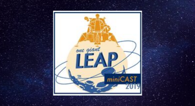 miniCAST 2019 will be out of this world