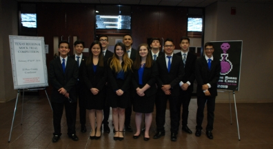 Franklin mock trial competes in state tourney