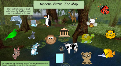 Moreno students go on zoo field trip ... virtually