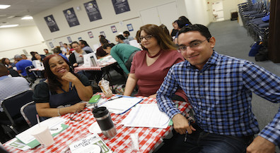 District welcomes new teachers to the EPISD Family