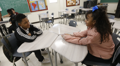 New active-learning furniture arrives in EPISD