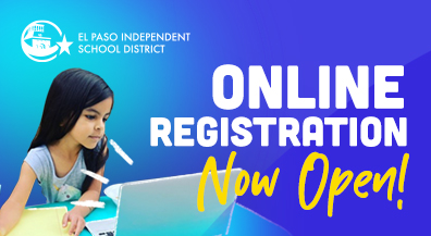 EPISD opens online registration for 2020-21 school year