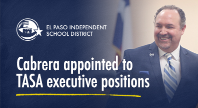 Cabrera appointed to TASA executive positions