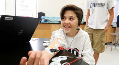PHUN Week teaches Hornedo students about physiology