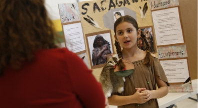 Powell living wax museum honors historical figures