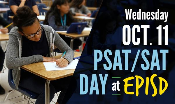 EPISD students prep for National SAT School Day