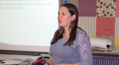 Coronado teacher inducted to national speech and debate honor society