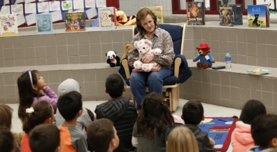 Read Across the District celebrates kids' love of books
