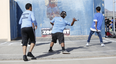 Rebote Rumble: Tournament is first among schools in EPISD