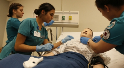 New partnership with Texas Tech gives Silva students early access to nursing degree