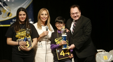 Wiggs Middle sixth-grader wins EPISD Spanish Spelling Bee