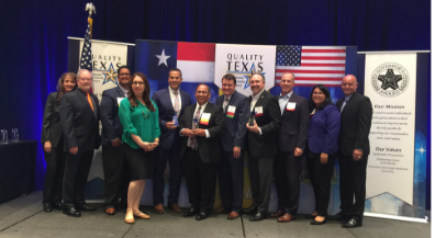 EPISD earns Quality Texas Foundation awards