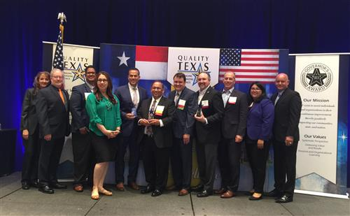 Texas Quality Foundation Award Ceremony