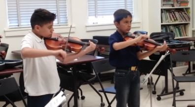 El Paso Symphony program at Hart, Guillen wins national award for social work