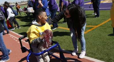 Unidos Special Olympic Games bring student athletes of all capabilities to Burges