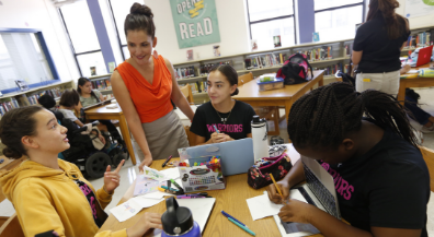 YWA is first girls-only high school in EPISD