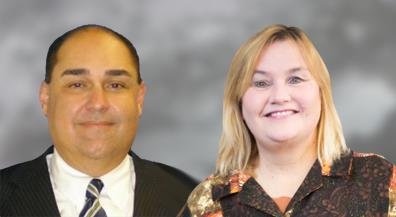 Andress, Franklin principal appointments announced