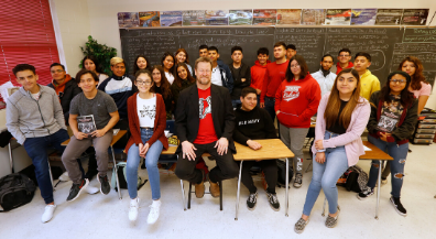 #ElPasoStrong inspires book of poems and prose by Jefferson High students
