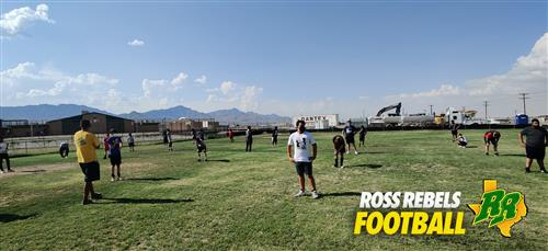 Ross Middle football