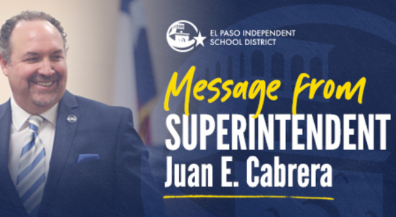 Superintendent Cabrera's statement on the death of George Floyd