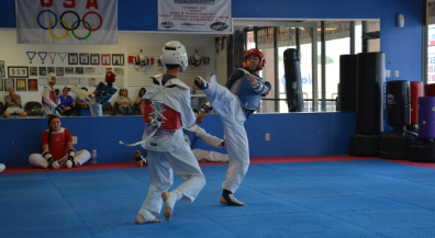 EPISD students offer free martial arts classes to children of first responders
