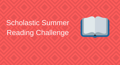 Scholastic Summer fReading Challenge