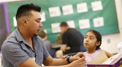Strong Fathers: EPISD focuses on Dad's Role in Education