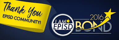 EPISD Bond Community Meeting