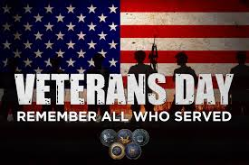 Veterans' Day Holiday