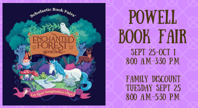 Powell Fall Book Fair
