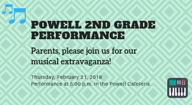 Powell 2nd Grade Performance
