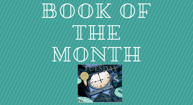 Our Book of The Month!