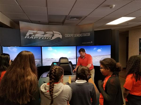 Young Women Steam Prep Academy Students Participate in UTEP's E-Week