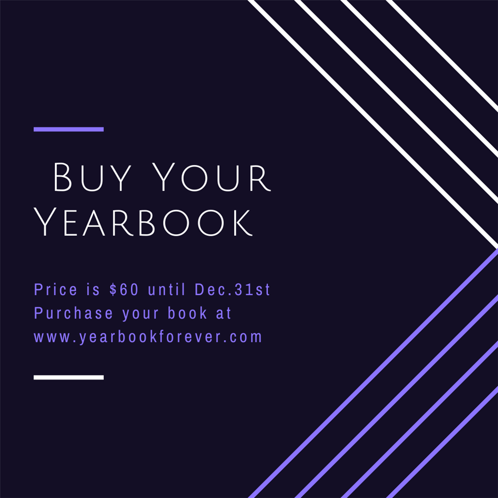 Yearbook! 2020-2021