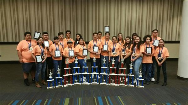 Hornet Chess Team National Champions